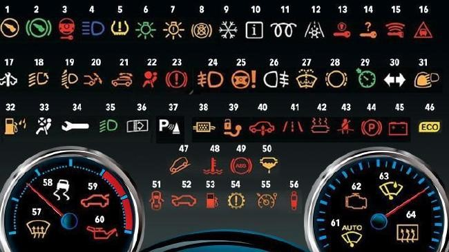 Dash Symbols What Do They Mean European Car Mechanic